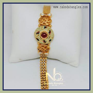 916 Gold Antique Bracelet NB-206