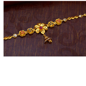 22kt  Gold  Fancy  Bajubandh  BB15