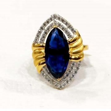 22 k Gold Fancy Ring. NJ-R01016