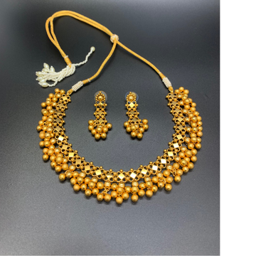 Rajwadi necklace