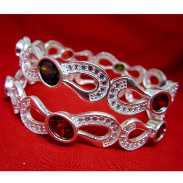 Silver 925 dailywear bangles sk925-13