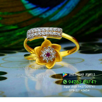 Special Occation Were Cz Ladies Ring LRG -0317
