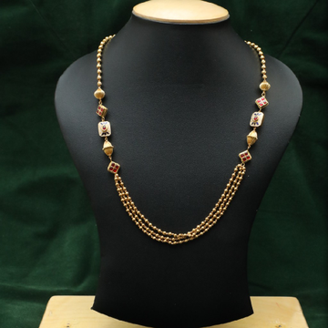 Fancy ladies mala 22kt LM0002