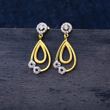 916 Gold Jhummar Earring LJE129