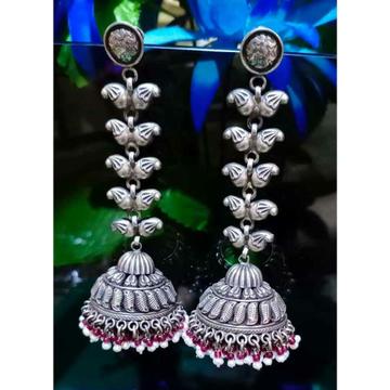 92.5 Sterling Silver Jummer Earring Ms-3500 by