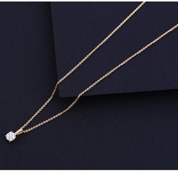 18KT Rose Gold exclusive Necklace Tanmaniya RTM216