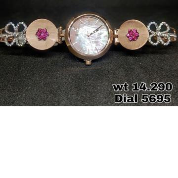 18kt Rose Gold Ladies watch