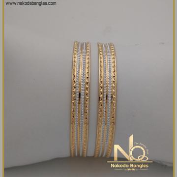 916 Gold Khilla Bangles NB-339
