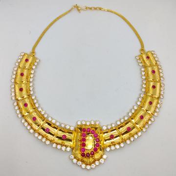 916 Gold Fancy Ladies Necklace