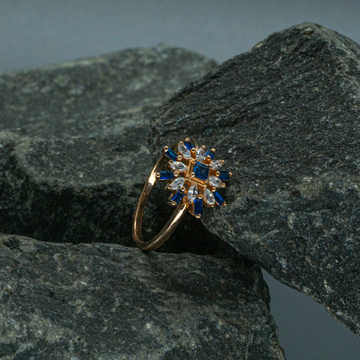 ladies Cz Ring by