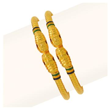 22KT Gold Bacha Kadli RJB-025