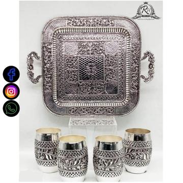 silver antique bowl set RH-WS588