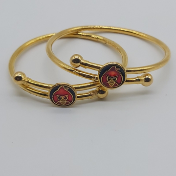 Gold kadli or kada for kids by