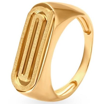 22kt, 916 hm, yellow gold ring with bpewter asian symbol jkr230.