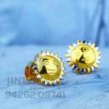 Attractive Plain Gold Casting Tops CTG -0215