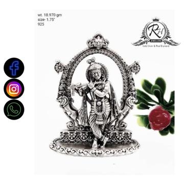 silver krishnaji murti RH-PI743
