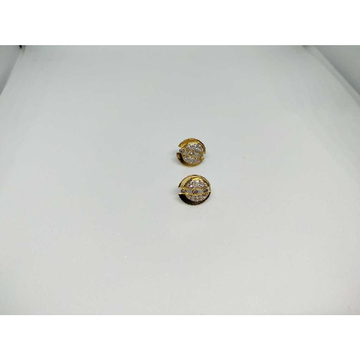 Delicate 916 Gold Ladies Earring