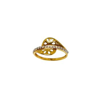 22K Gold Modern Ladies Ring MGA - LRG1177