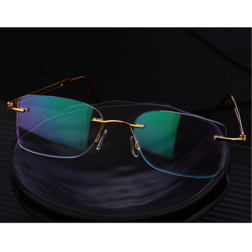 750 Gold Designer Men's Spectacle S27