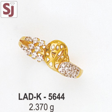 Ladies Ring Diamond LAD-K-5644
