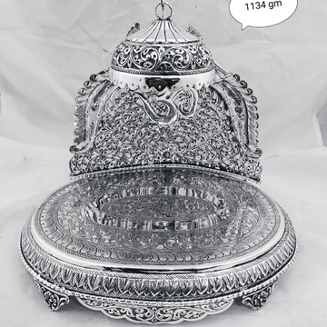 Silver singasan jys0006