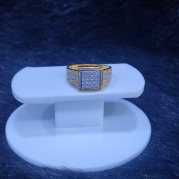 22KT/916 Yellow Gold Fama Ring For Men