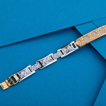 White Rose Gold Bracelet-RMB01