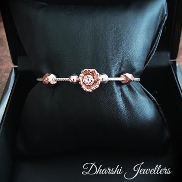 Silver Trendy Bracelet by