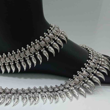 925 sterling silver antique Payal
