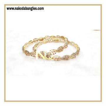 916 Gold Italian Bangles NB - 869