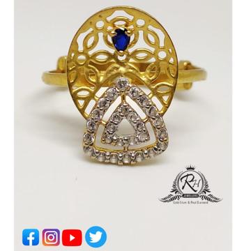 22 carat gold ladies rings RH-LR398