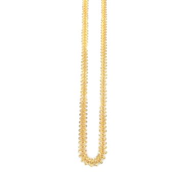 916 Gold Hallmarked Antique Gents Chain