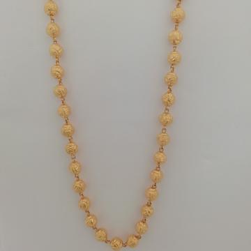 916 gold kanthi mala by Vinayak Gold