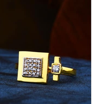 916 Gold Ladies Ring LR-0030