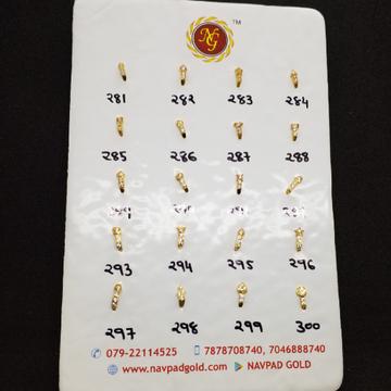 Gold ad kanti JV4619