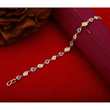 18KT Rose Gold  Attractive Bracelet Design For Women RHJ-1215