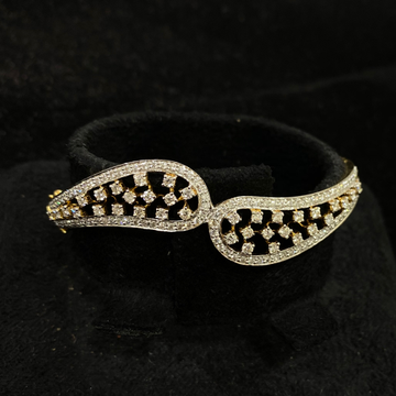 Elegant Diamond Bracelet by