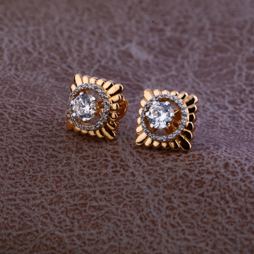 18ct Rose Gold Exclusive Earring RE78