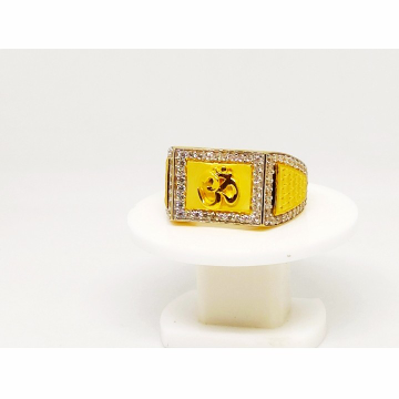 22 K Gold Fancy Ring. NJ-R0747