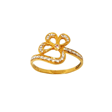 22K Gold Designer Ring MGA - LRG0279