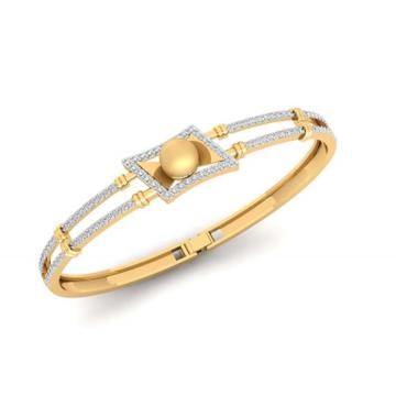 22kt gold designer bracelet for women pj-b004