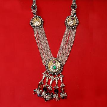 Silver Designer Double Hook Juda PJ-J001