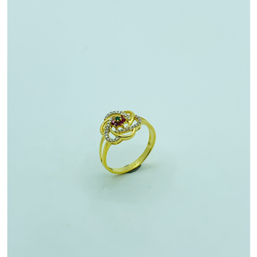 22CT GOLD DIAMOND RING by
