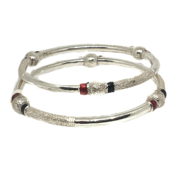 925 sterling silver kadli bangle mga - kds0420
