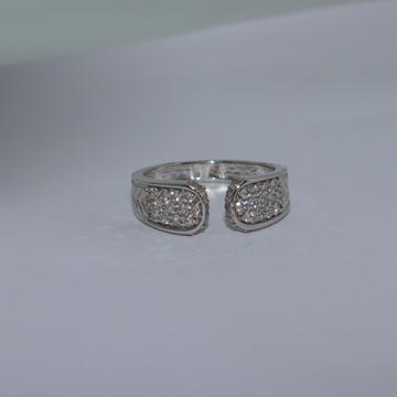 18K gold diamond ring agj-lr-166