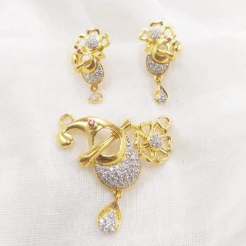 GOLD 22K/916 classic ladies mangalsutra pandel set RH-MS215