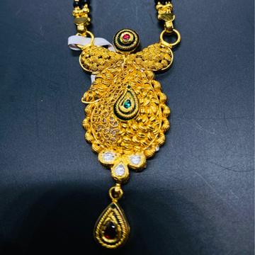 Antique MangalSutra by Devika Art Jewellery