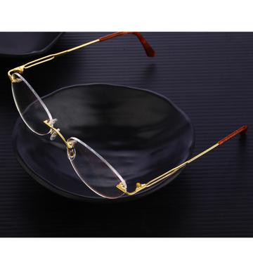 750 Gold hallmark designer  mens spectacle s31