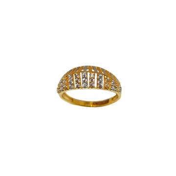 22K Gold Modern Ladies Ring MGA - LRG1181