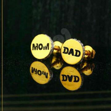 18ct Mom -Dad  Cz Tops
